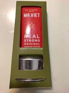 越南蒸滴咖啡