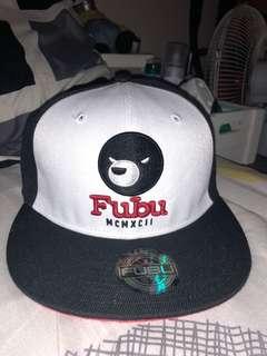 FUBU BEAR CAP BNWT