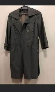 Thick Trench Coat