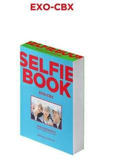 [PREORDER] Exo CBX selfie Book