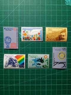 1979 塞浦路斯 年度紀念郵票 新票一套