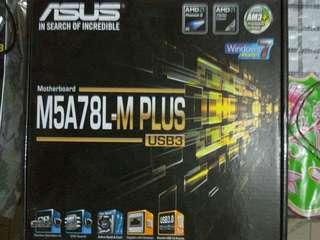 Asus M5A78L-M plus USB3