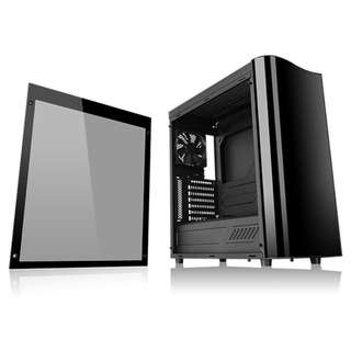 Thermaltake View 22 Tempered Glass Edition Mid Tower Chassis ATX CASE TG