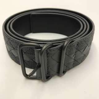 全新 Bottega Veneta Leather Belt