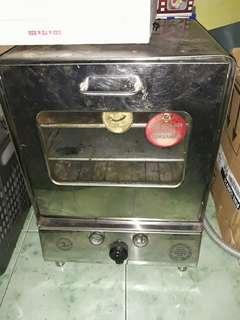 Oven Portable Hock (sudah ada kompornya)