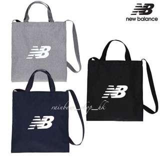 韓國 New balance tote bag 兩用袋 側背,斜背包