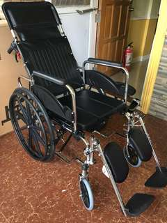 Used Reclining Wheelchair FOR SALE