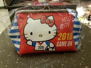 🚚 新版kitty足球零錢包