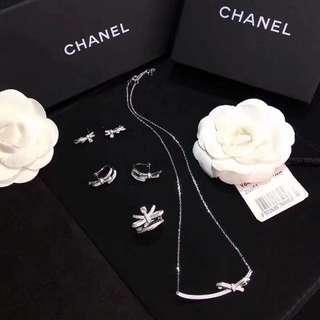 Chanel 頸鏈戒指
