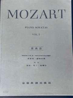 莫扎特奏鸣曲l