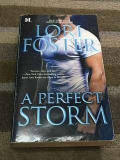 A Perfect Storm, Lori Foster