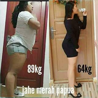 Turun berat badan & sehat