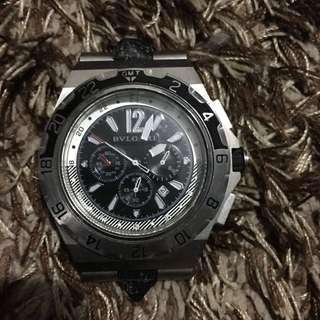 Bvlgari Men's Watch