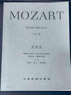 莫扎特奏鸣曲ll