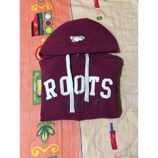 🚚 正品Roots連帽外套