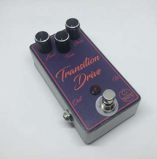 Rectifier Effects Transition Overdrive Guitar Effects Pedal