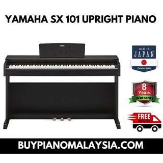 YAMAHA SX 101 UPRIGHT PIANO