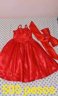 Pre- Love Gown and dress and Costume