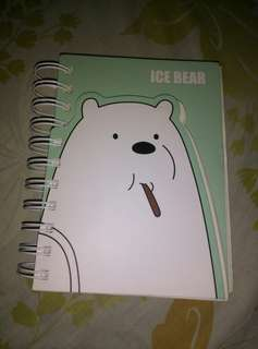 ICE BEAR NOTEBOOK P130 ONLY