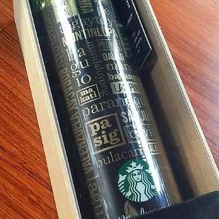 Starbucks Anniversary tumbler