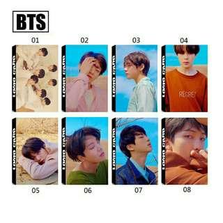 BTS Lomocard 30pcs