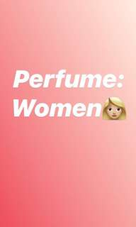 💯 Authentic US Perfume Testers