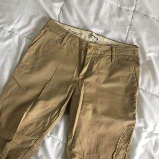 Grana cropped pants