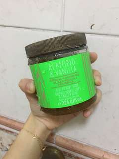 bath and body works scrub