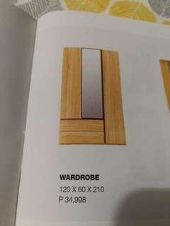 SB furniture wardrobe
