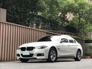 FB搜尋【阿彥嚴選認證車-Yencar】2015 BMW 318i、中古車、二手車、全額貸、車換車