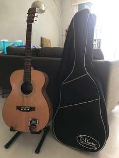 Singapore Maestro Acoustic Guitar