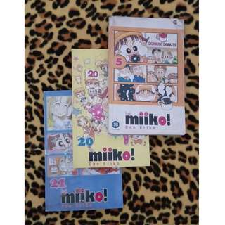 3 PCS KOMIK REMAJA ^TAKE ALL^