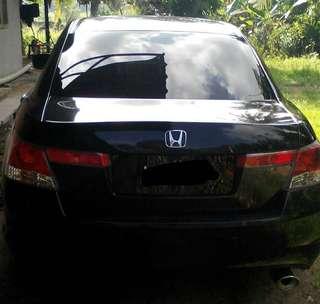 Honda Accord siap casis