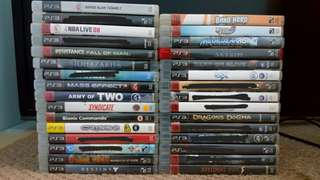 Ps3 Original Games