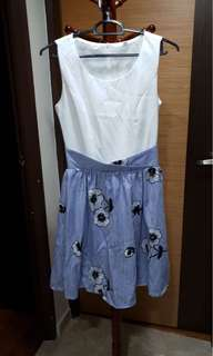 🚚 Anticlockwise Dress