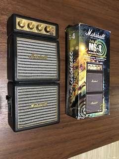 Marshall MS-4 Micro Amplifier Zakk Wylde Edition