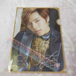 [CRAZY DEAL 90% OFF FROM ORIGINAL PRICE][READY STOCK]INFINITE DONGWOO KOREA CONCERT OFFICIAL A4 SIZE FILE 1PC!ORIGINAL FR KOREA (PRICE NOT INCLUDE POSTAGE)PLEASE READ DETAILS FOR MORE INFO; POSLAJU:PENINSULAR AREA :RM10/SABAH SARAWAK AREA: RM15