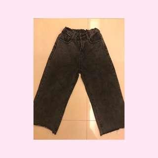 🚚 黑灰牛仔褲🖤