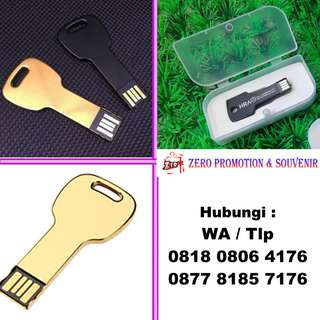 Flashdisk Kunci FDMT17 Gold dan Black Series