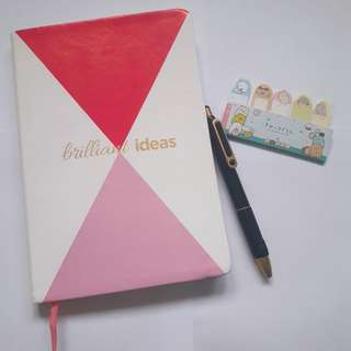 NOTEBOOK / JOURNAL