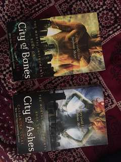 Mortal Instruments: City Of Ashes/Bones