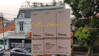 The Ordinary Share in Bottle Ready Stock !!