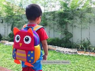 Character backpack- Neoprene