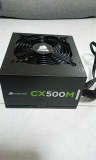 Corsair CX 500 500watt power supply