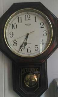 """Rhythm"" Westminster clock"