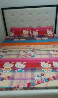 Bedsheet -Queen size
