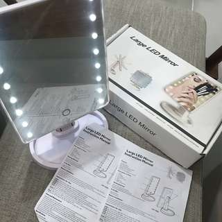 Auth Led Smart Touch  Mirror