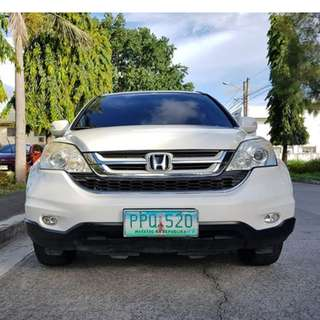 Honda CRV 2010 4x4 Automatic