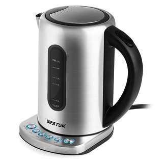 1213. BESTEK Electric Kettle 1.7L Stainless Steel