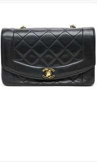 Chanel Diana bag (有卡有貼有盒)